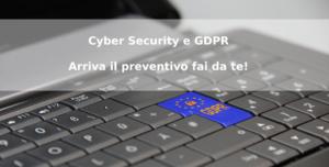 GDPR Preventivo Personalizzato