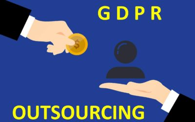 GDPR Outsourcing